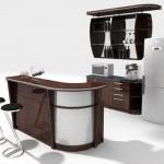 Маленькая кухня с барной стойкой дизайн