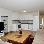 Кухня-гостиная в стиле минимализма 15 кв м фото