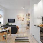 кухня-гостиная 18 кв метров фото дизайн