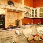 современная кухня в стиле прован