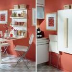 дизайн маленькой кухни 4 кв метра компактная планировка