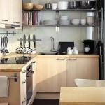 Дизайн маленькой кухни 6 кв м фото