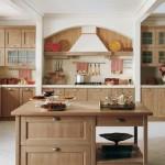 Интерьер на кухне в стиле кантри
