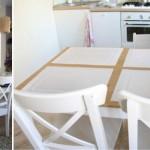 маленькая кухня в хрущевке дизайн