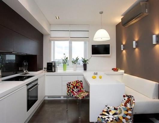 дизайн кухни 12 кв м фото 2