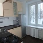 угловая кухня в хрущевке 5 кв м
