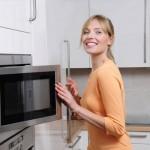 Где расположить микроволновую печь