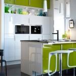 Кухня 10 кв м - дизайн современные идеи