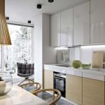 Кухня 14 кв м - дизайн современные идеи 2016