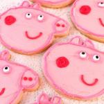 печенье свинка пеппа рецепт с фото 1