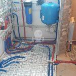 монтаж канализационных труб 3